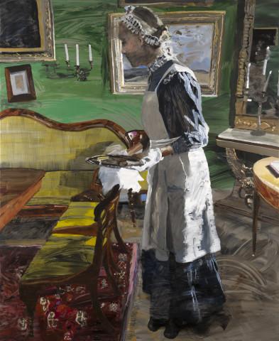 Erika Adamsson, Olga, 2018