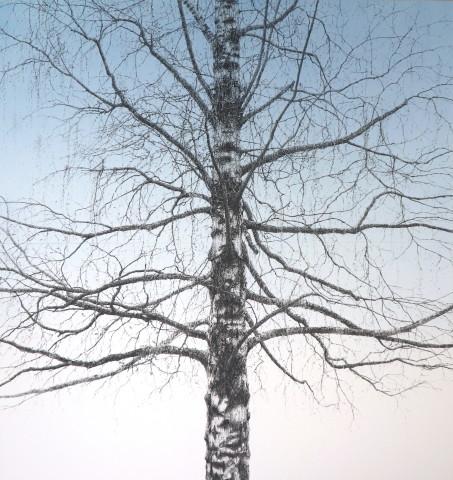 Yuichiro Sato, On the Earth (One Tree) , 2020