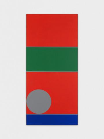Nick Oberthaler, Untitled (Bauhaus Sunset), 2018