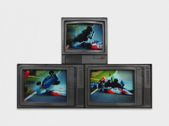 Rico Weber, Crash !! , 2000