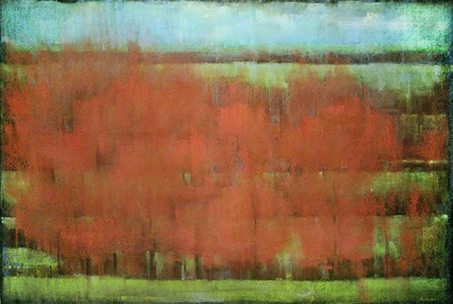 Kathleen Dunn, The Mississippi, 2012