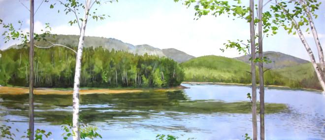 Lake Afternoon