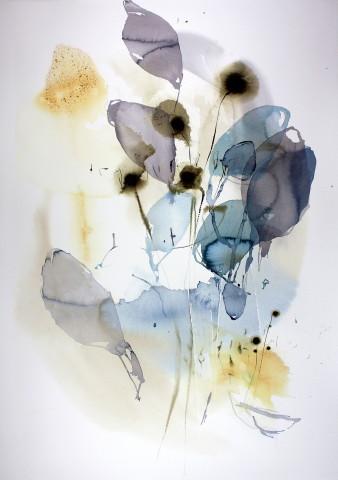 Ana Zanic, Dark Bloom W-2018-11-2, 2018
