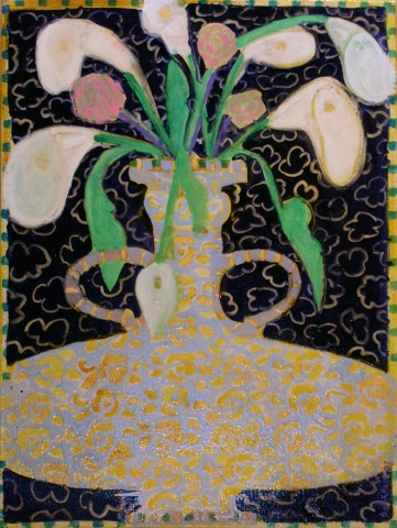 Denise Regan, Lillies & Roses, 2003