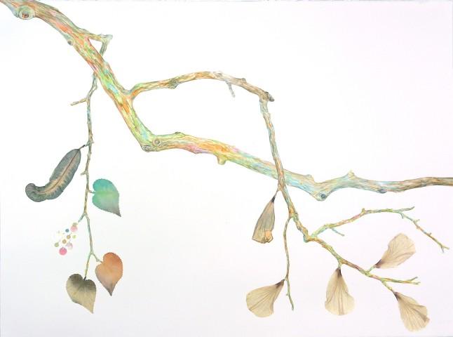 Marilla Palmer, Dangling Heavy, 2015