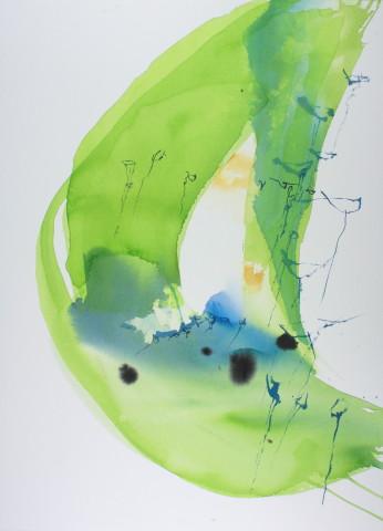 Ana Zanic, Flow W-2017-7-2 (Commission) , 2017