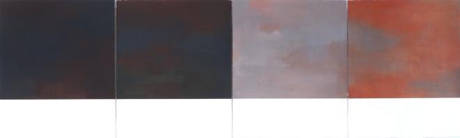 Tamar Zinn, Moonglow Quartet 3 , 2017