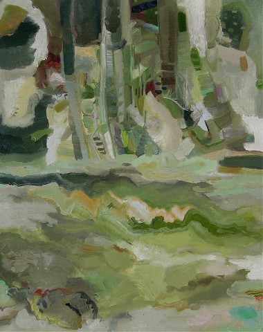 Josette Urso, Bridge Stream, 2009