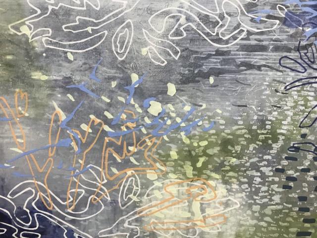 Laura Fayer, Mystic Moon, 2018