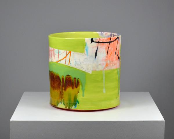 Cylinder (Bright Green)