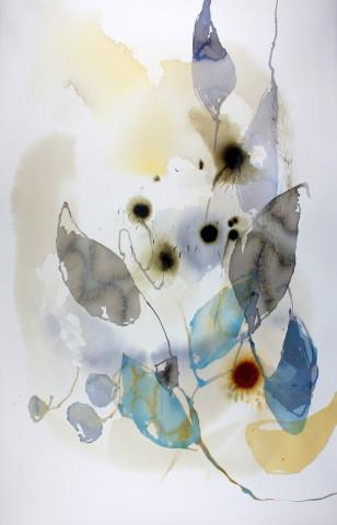 Ana Zanic, Dark Bloom W-2019-1-13, 2019