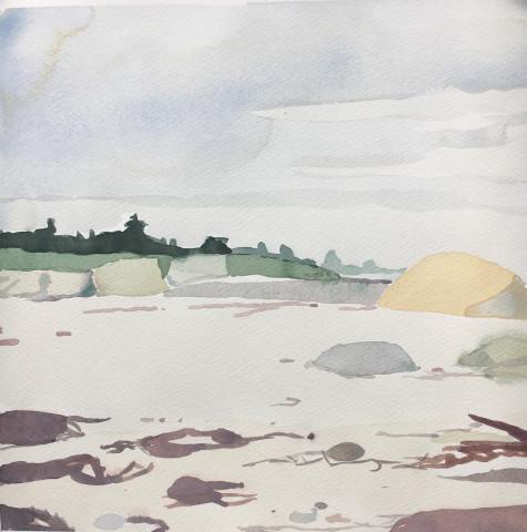 Sara MacCulloch, Beach , 2017