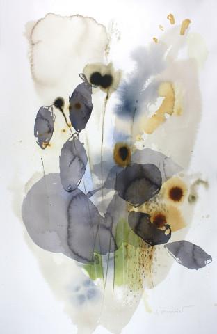 Ana Zanic, Dark Bloom W-2017-12-11, 2017