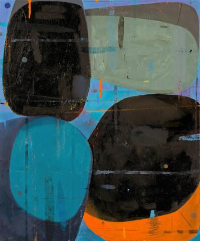 Deborah Zlotsky, Cornered, 2015