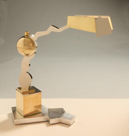 Garry Knox Bennett, Untitled Lamp