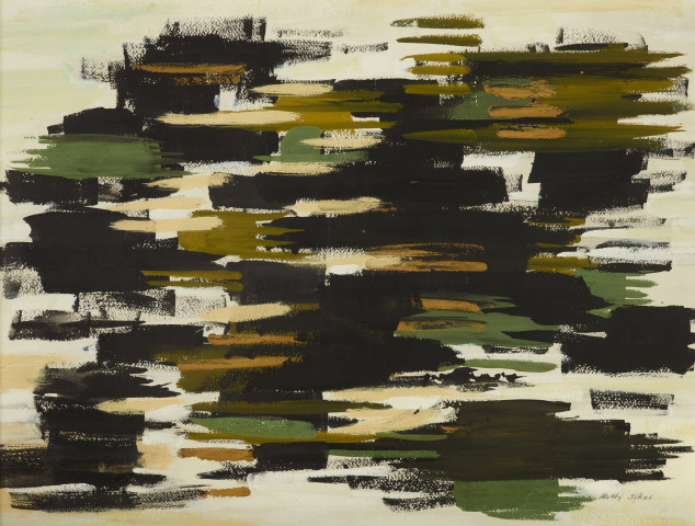 Maltby Sykes (1911 - 1992), Abstract