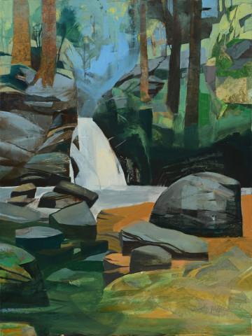 Mariella Bisson, Deep Woods Falls