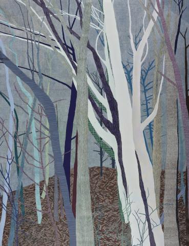 Samantha Bates, Winter's Mist   Momentum Gallery