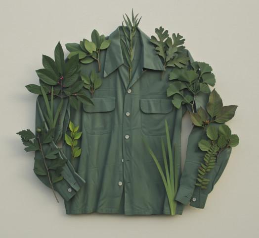 Ron Isaacs, The Green Man