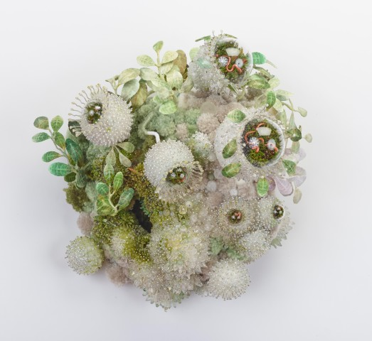 Amy Gross, Cloche Blossom Biotope