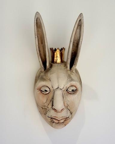 Lisa Clague, Mascara de Conejo