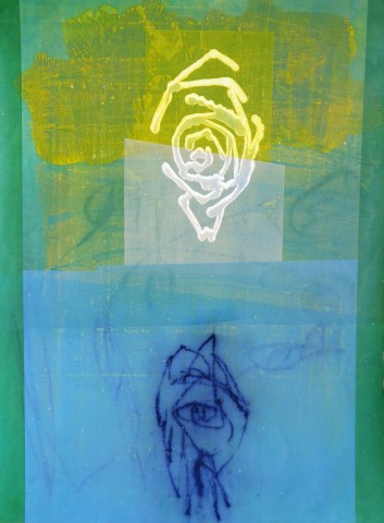 Michael Barringer, Luminous Remnant (Vernal Codes)