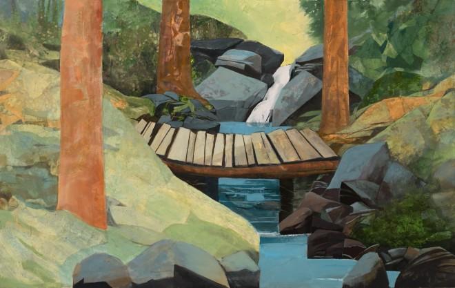 Mariella Bisson, Hikers Bridge