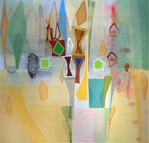 Michael Barringer, Idea Of Order (Single Artificer)