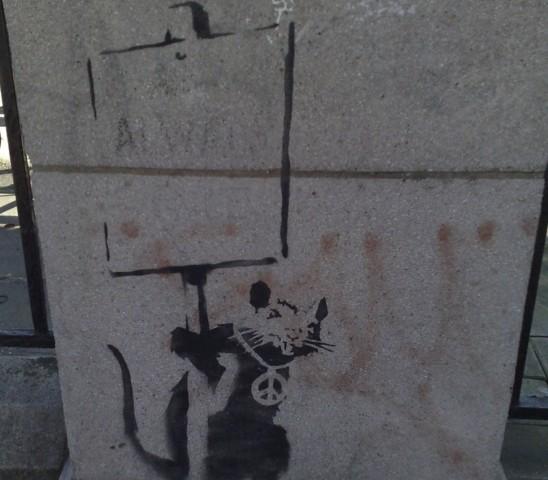 Banksy,