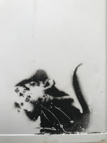 %22Bowler Hat Rats on fridge panel%22 aka %22Lock Pick Rats%22