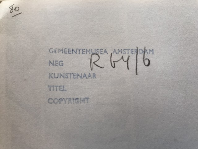 Brillo Boxes at Stedelijk Amdterdam 1968