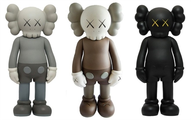KAWS - Companions - 5 yeras after.