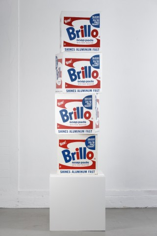 Brillo Box Malmö Type (inv 4) Mint Condition