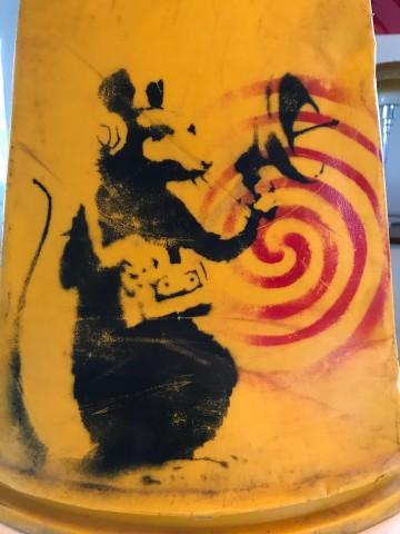 Radar Rat - or Spy Rat  (SOLD)