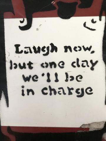 Laugh Now (twice)