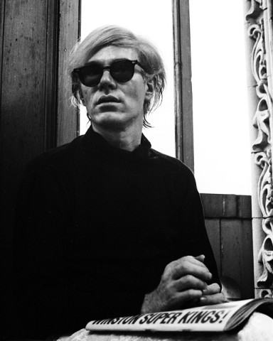 Andy Warhol & Friends.