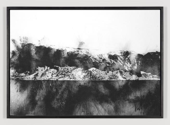 Carla Chan, Clouded White - Black #2 沌白 - 黑之二, 2017
