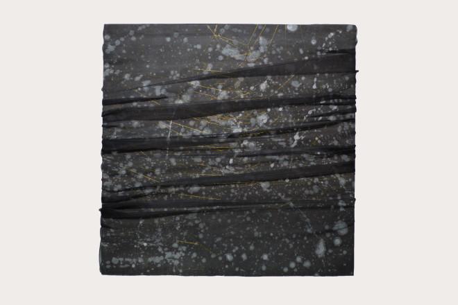 Zhang Yanzi 章燕紫, Infinite No.1 無窮1, 2017