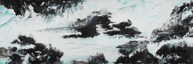 Nina Pryde 派瑞芬, Mekong River 湄公河畔, 2014