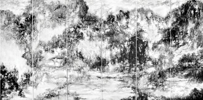 Nina Pryde 派瑞芬, Pleasure of Nature 大自然的享樂, 2011