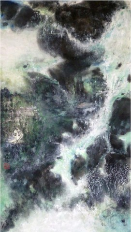 Nina Pryde 派瑞芬, Mountain Dream 山夢, 2013