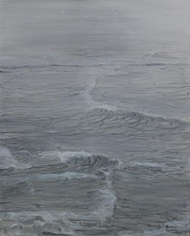 Yang Jinsong 楊勁松, Ocean No. 15 水之十五 , 2018