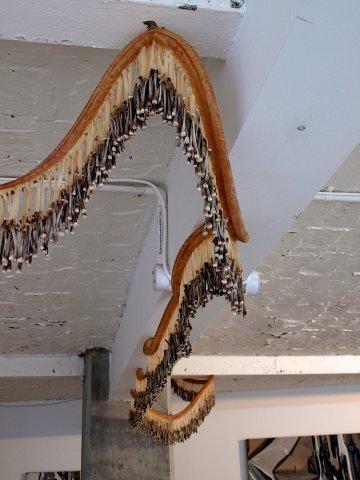 Penny Lamb, Samyeil (Poisoned Wind) Installation view, 2008