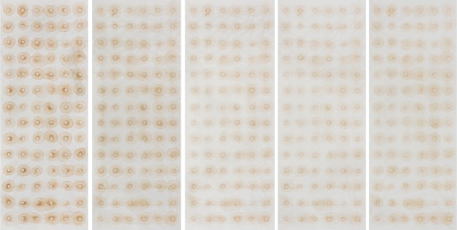 ZHANG Yu 张羽, Tea Feeding 上茶-20141010-1106(1-5), 2014