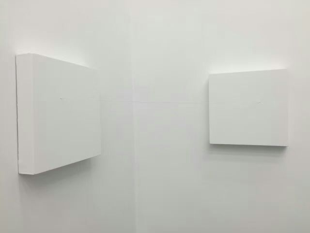 HUANG Jia 黄佳, Seemingly Unequal Height 好像不等高, 2016