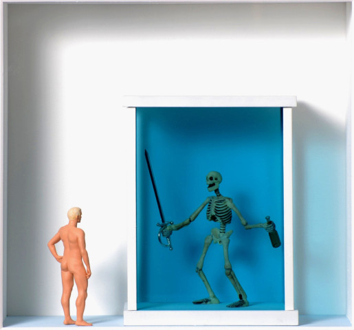 Homage to Hirst