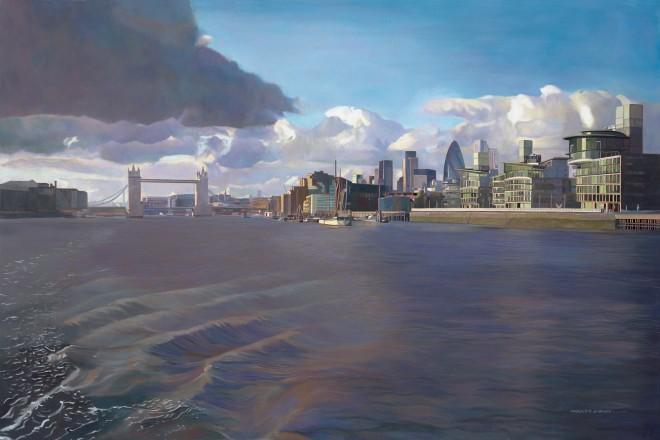 Harold Zabady, The River, 2012