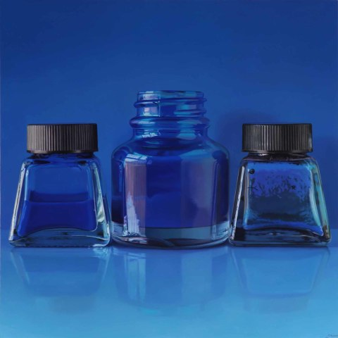 Javier Banegas, Blue
