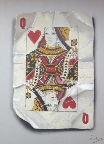 Playing Cards (Queen)