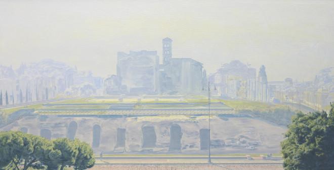 Ethereal Landscape II (Rome)